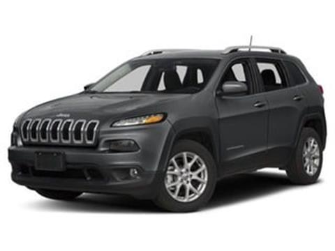 2018 Jeep Cherokee for sale in Sand Creek, WI