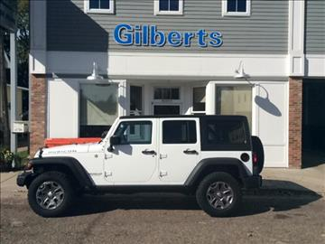 2015 Jeep Wrangler Unlimited for sale in Sand Creek, WI