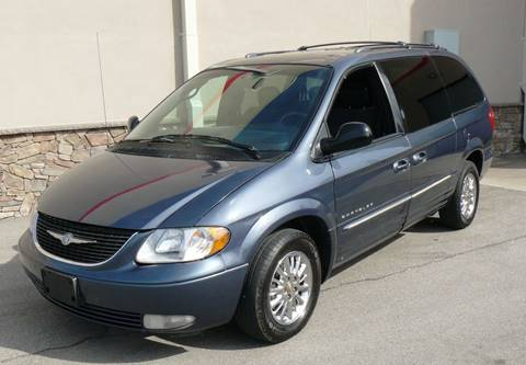 2001 Chrysler Town and Country for sale in Harrisonville, MO