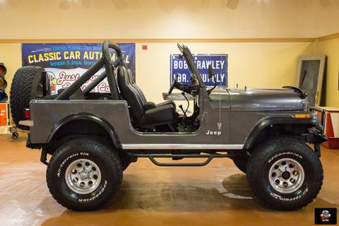 used jeep cj-7 for sale in florida - carsforsale®