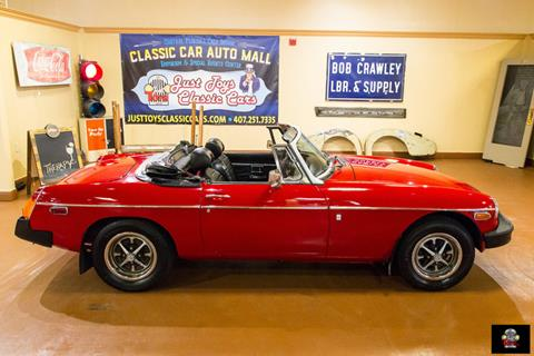 1975 MG MGB for sale in Orlando, FL