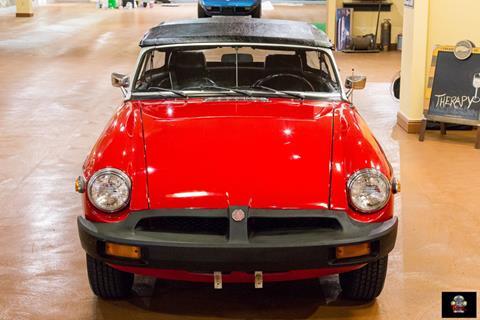 1975 MG MGB