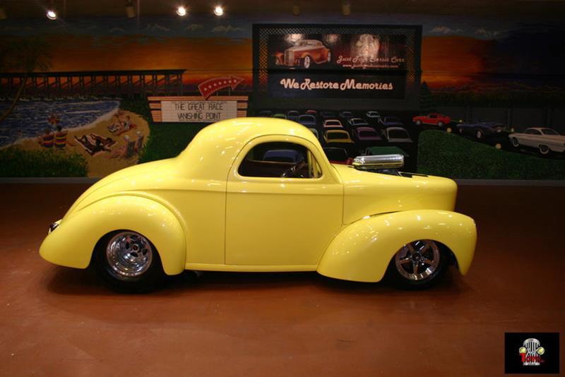1941 Willys Deluxe 2