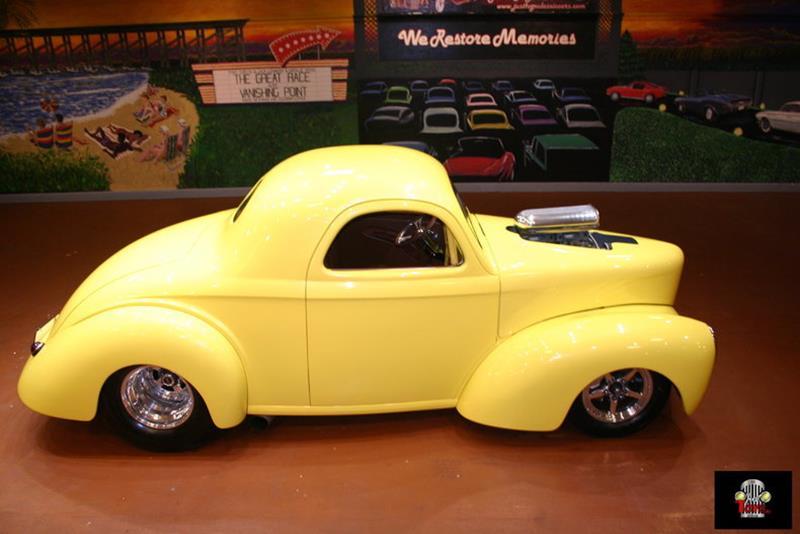1941 Willys Deluxe 9