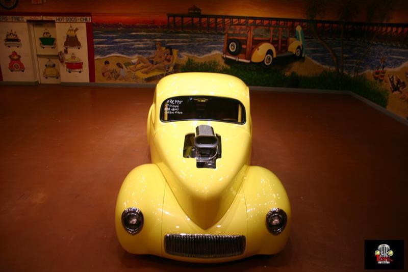 1941 Willys Deluxe 10