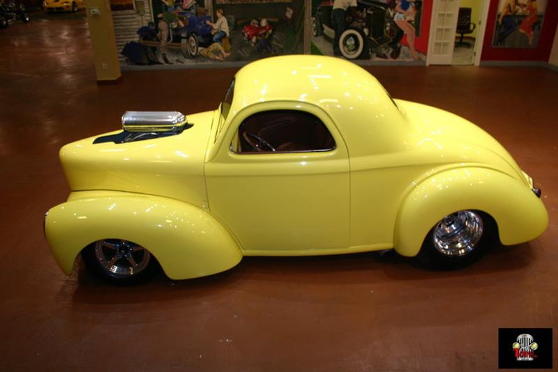 1941 Willys Deluxe 11