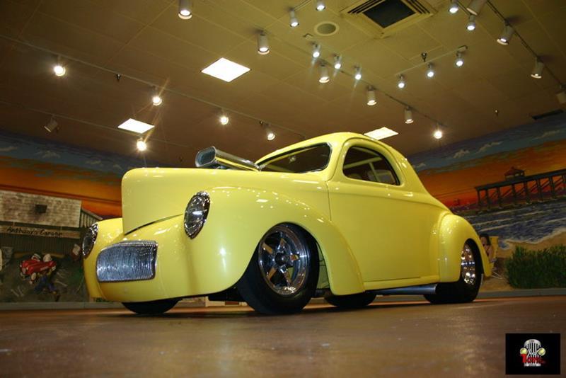 1941 Willys Deluxe 12