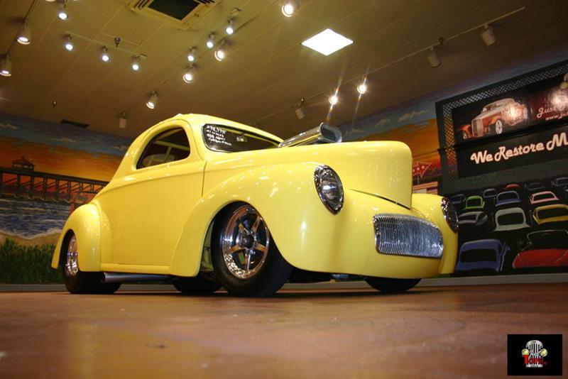 1941 Willys Deluxe 13