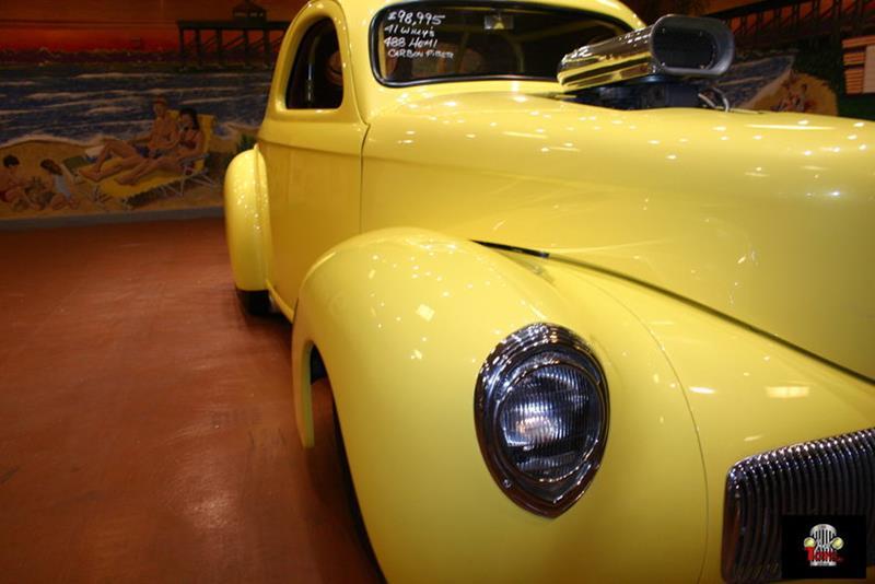 1941 Willys Deluxe 14