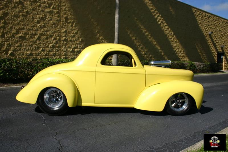 1941 Willys Deluxe 20