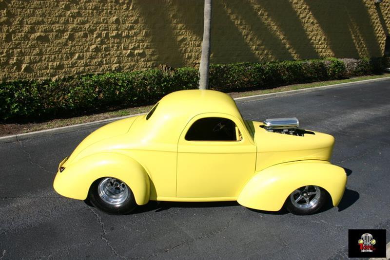 1941 Willys Deluxe 21