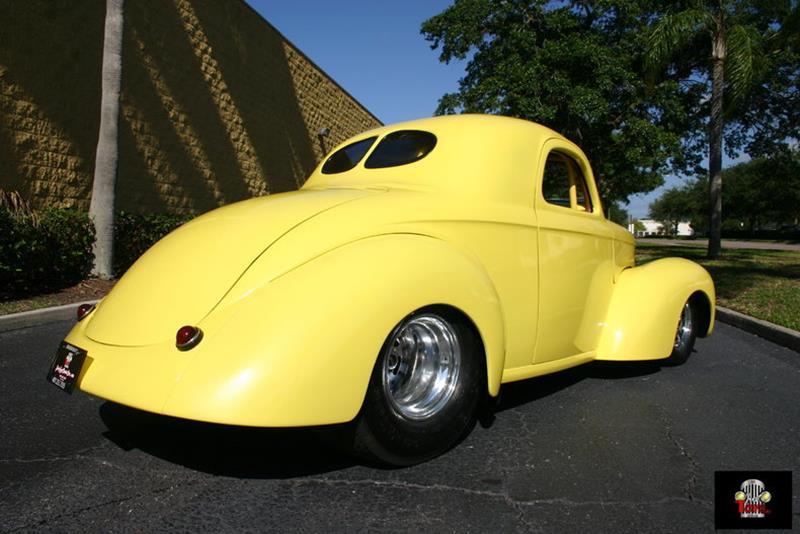 1941 Willys Deluxe 22