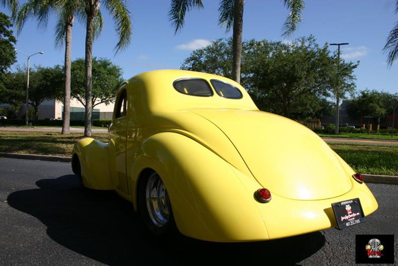 1941 Willys Deluxe 23