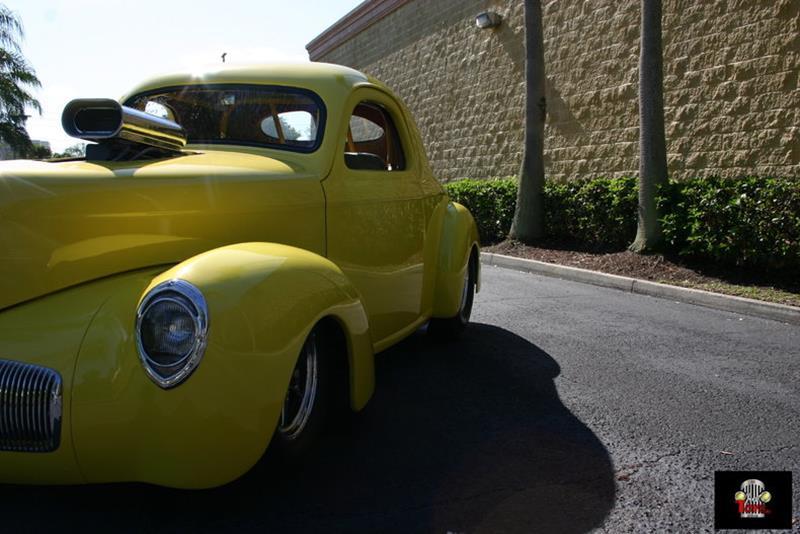1941 Willys Deluxe 24