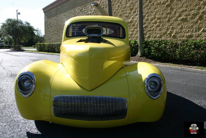 1941 Willys Deluxe 25