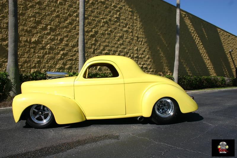 1941 Willys Deluxe 26