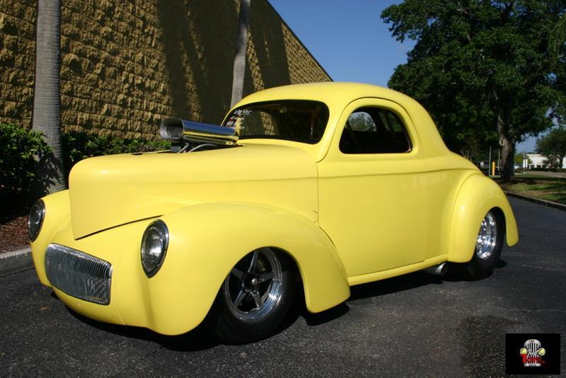 1941 Willys Deluxe 27