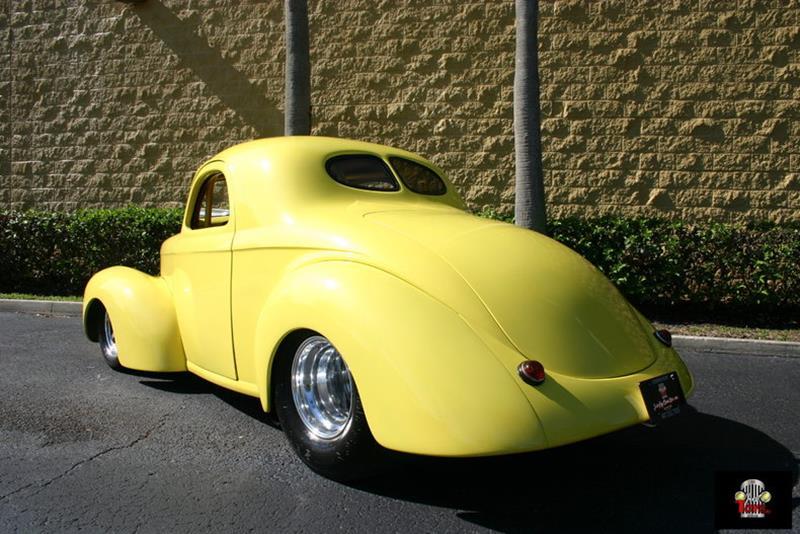 1941 Willys Deluxe 28