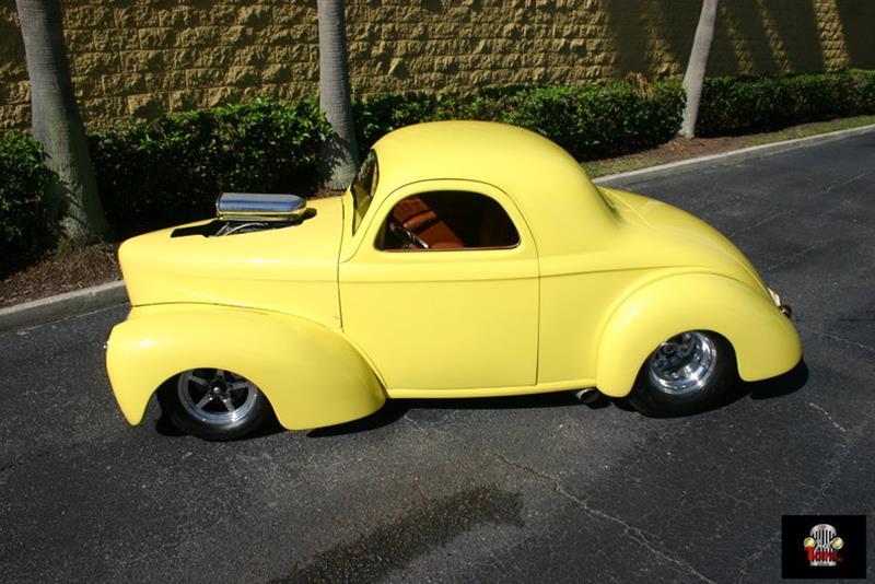 1941 Willys Deluxe 29