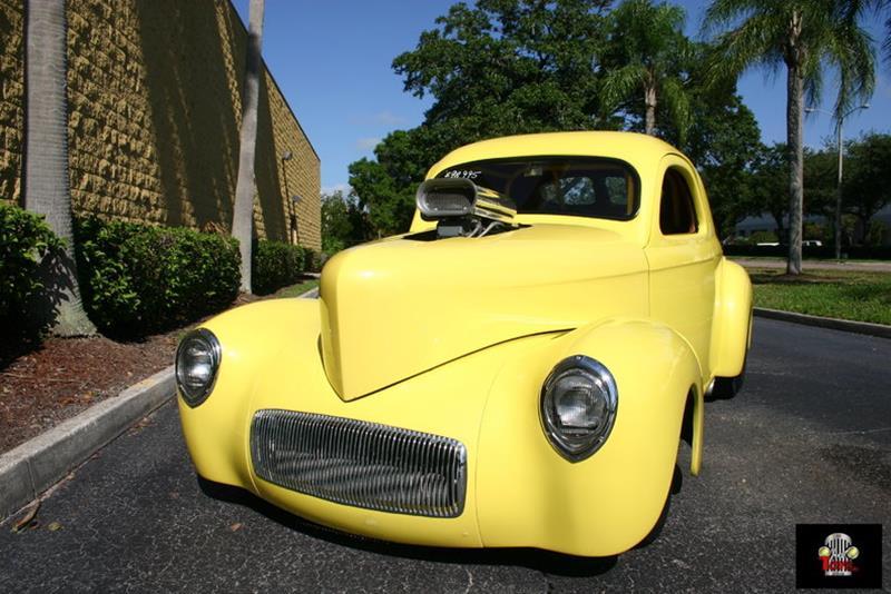 1941 Willys Deluxe 30