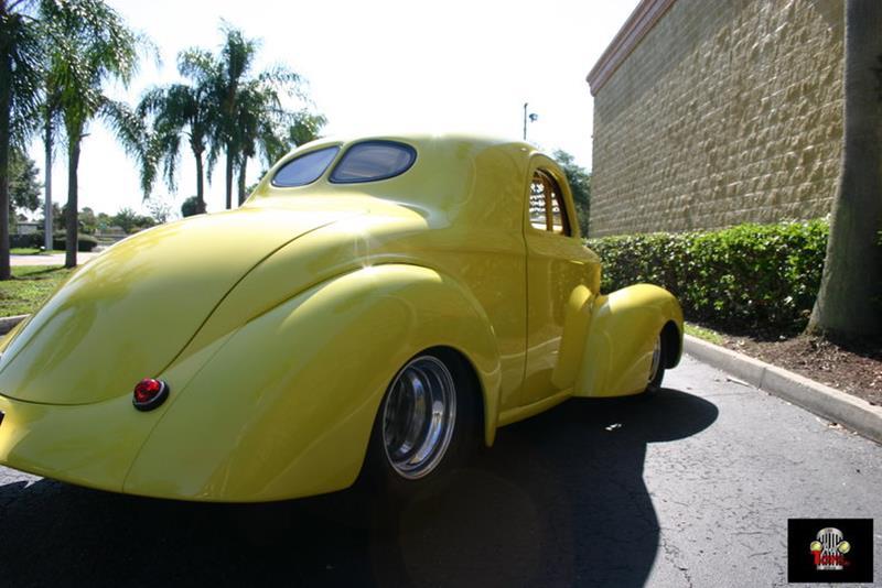 1941 Willys Deluxe 31