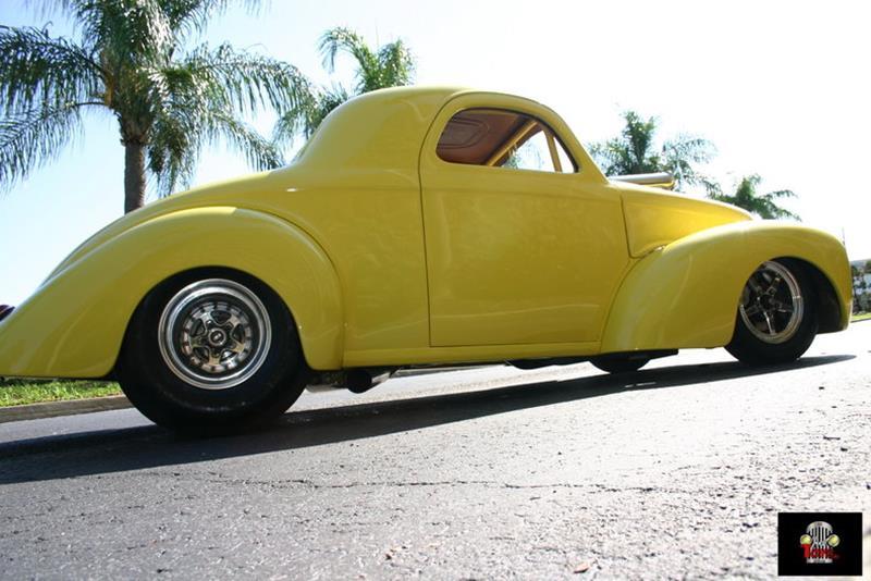 1941 Willys Deluxe 32
