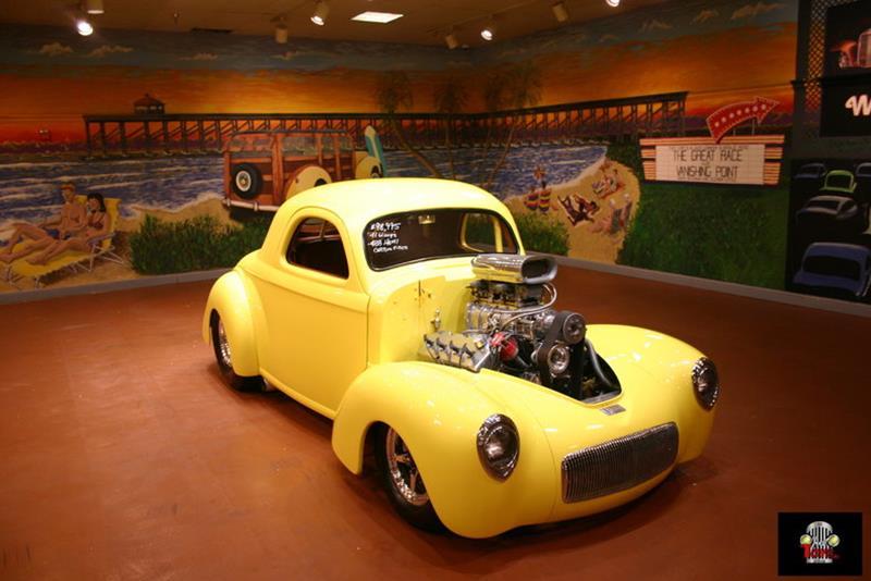 1941 Willys Deluxe 48