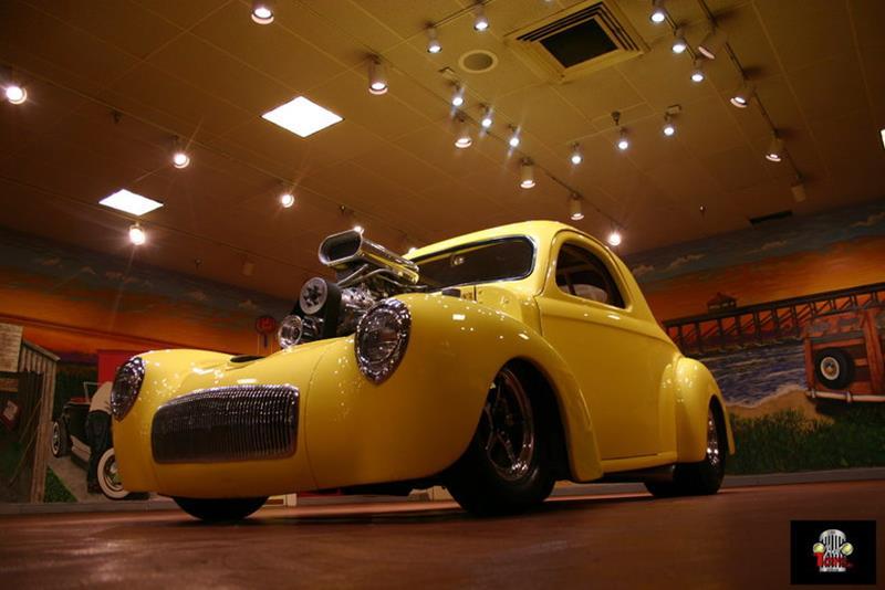 1941 Willys Deluxe 51