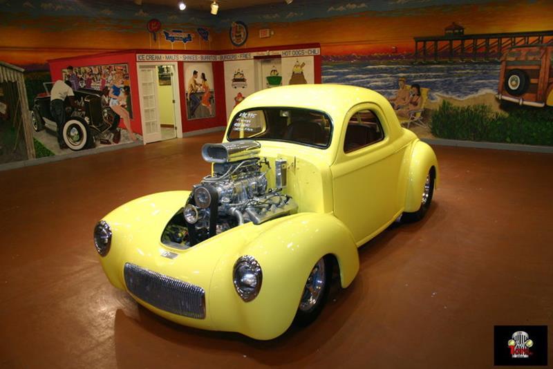 1941 Willys Deluxe 52