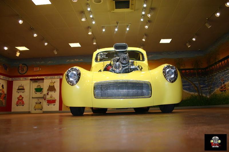 1941 Willys Deluxe 54
