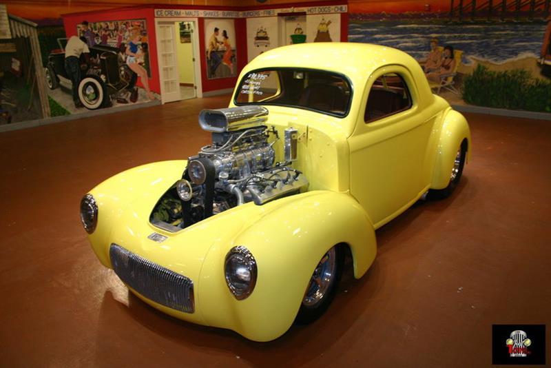 1941 Willys Deluxe 55