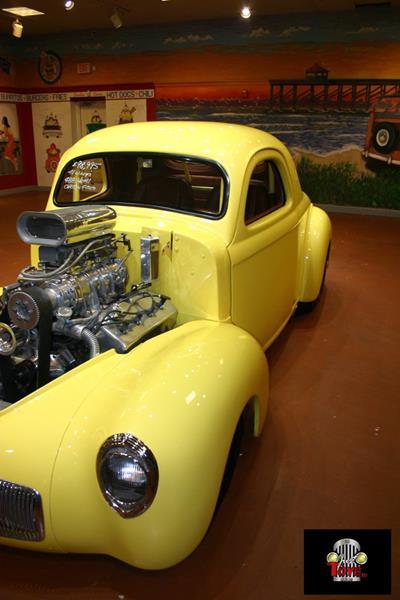 1941 Willys Deluxe 56