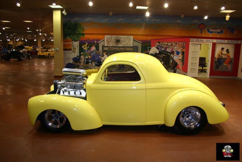 1941 Willys Deluxe 57