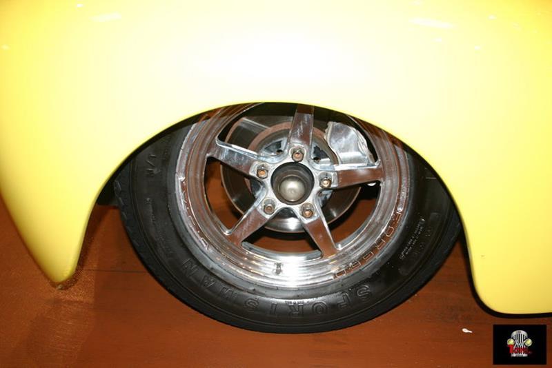 1941 Willys Deluxe 62