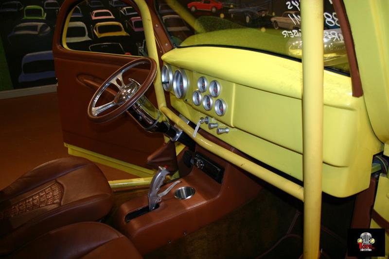 1941 Willys Deluxe 70