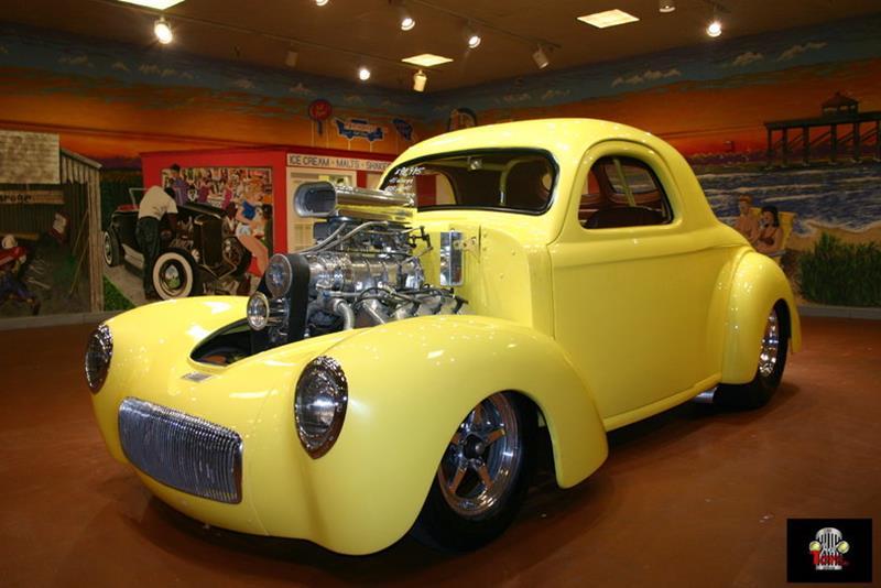 1941 Willys Deluxe 82