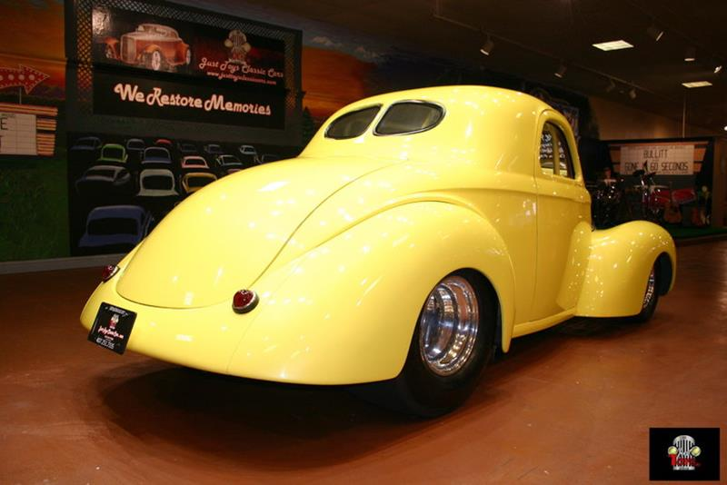 1941 Willys Deluxe 84