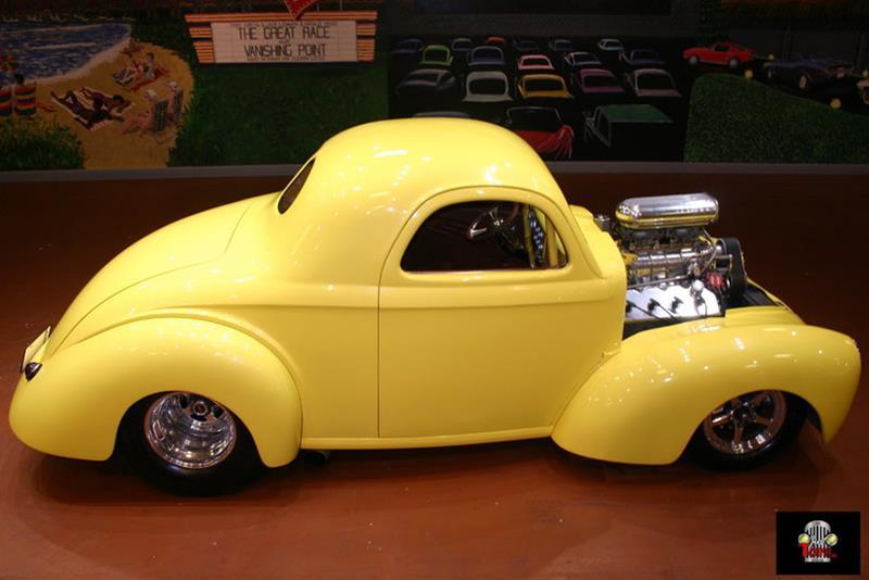 1941 Willys Deluxe 86