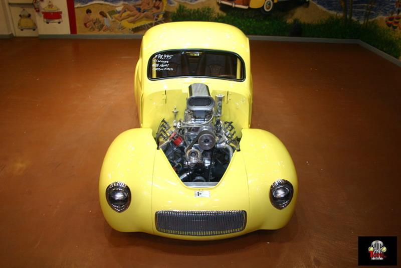 1941 Willys Deluxe 87