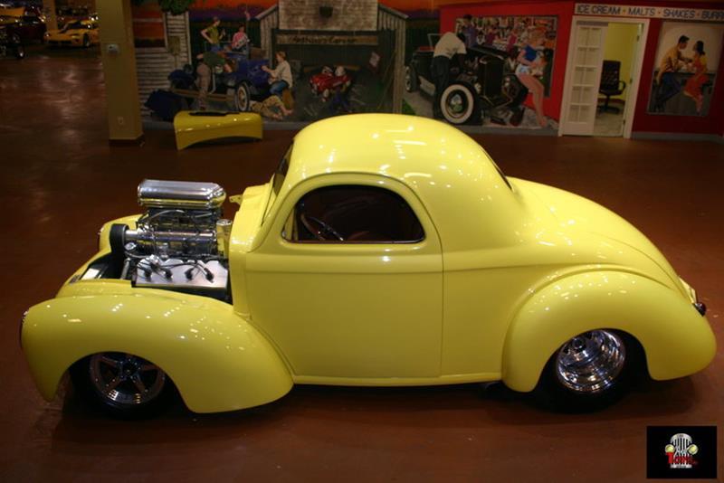 1941 Willys Deluxe 88