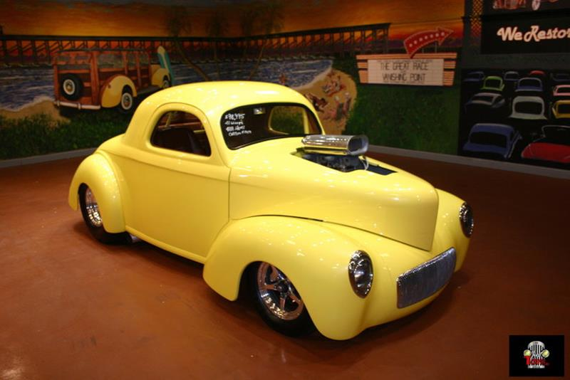 1941 Willys Deluxe 89