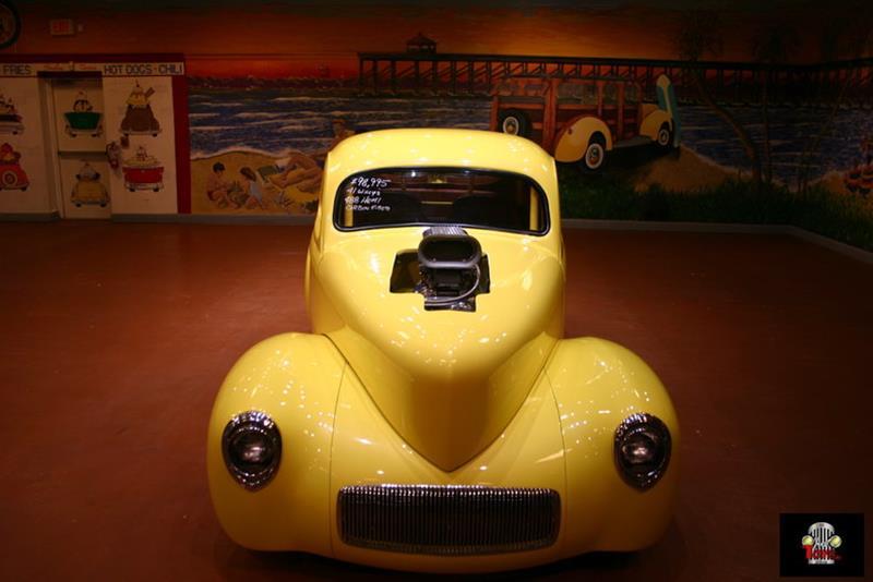 1941 Willys Deluxe 90
