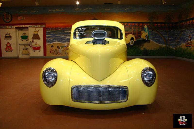 1941 Willys Deluxe 91