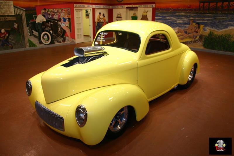 1941 Willys Deluxe 93