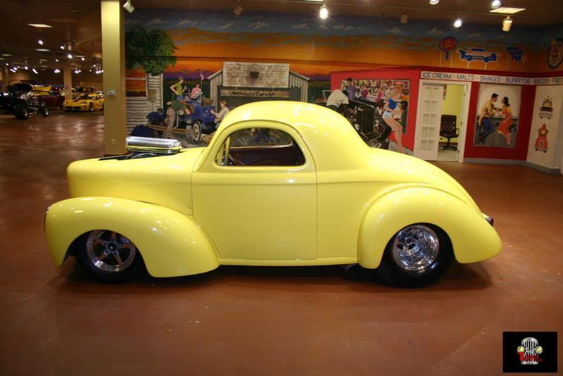 1941 Willys Deluxe 94