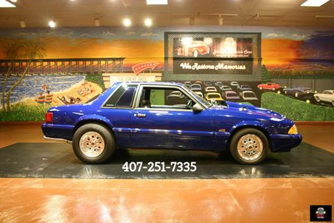 1991 Ford Mustang for sale in Orlando, FL