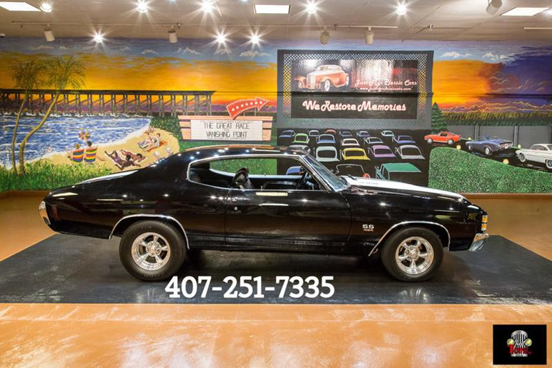 1971 Chevrolet Chevelle Coupe