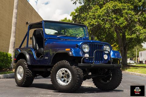 1973 Jeep CJ-5
