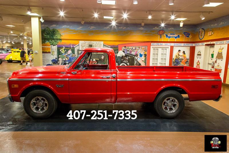 1969 Chevrolet n/a Pickup Truck