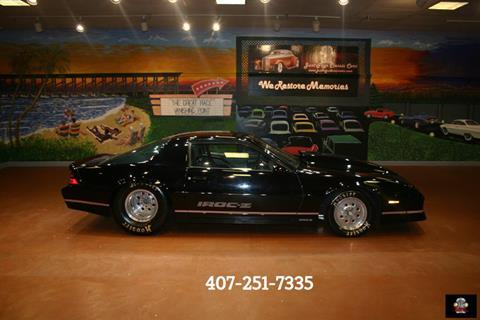 1989 Chevrolet Camaro for sale in Orlando, FL